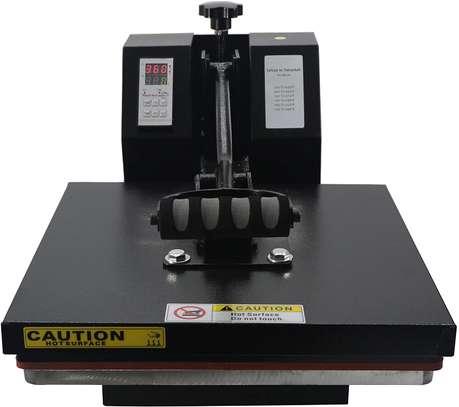 Digital Sublimation Heat Transfer Machine T-Shirt Heat Press Machine image 3