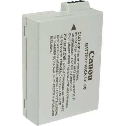Li-Ion Replacement Battery for CANON Lp-E8 Type Batteries image 5