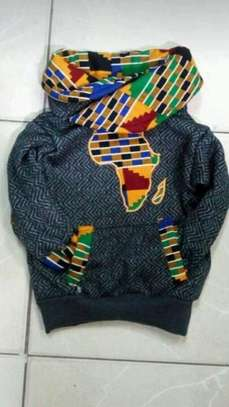 Africa designed hoods and T-shirts. image 4