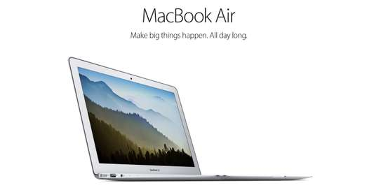 MacBook Air 2017 Intel Core i5 image 4