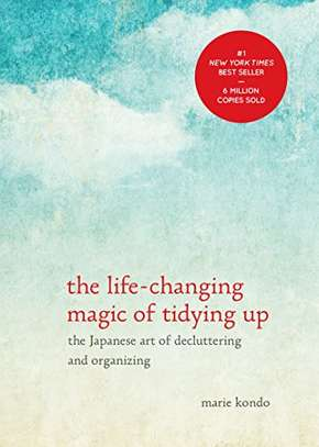The Life-Changing Magic of Tidying Up: The Japanese Art of Decluttering and Organizing (The Life Changing Magic of Tidying Up) Kindle Edition image 1