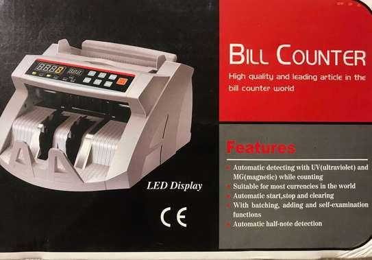 Bill Counter Machine 2108 UV/MG AC220V image 3