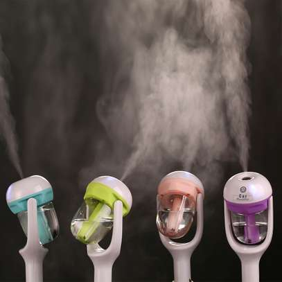 Car Fragrance Aroma Diffuser Humidifier Purifier Air Freshener image 5