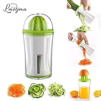 4 in 1 Spiralizer with Juicer image 1