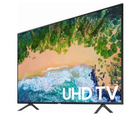 Samsung 65 inches Smart 65TU8000 UHD-4K Digital TVs image 1