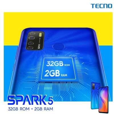 "Tecno Spark 5, 6.6"", 32GB + 2GB RAM (Dual SIM), 5000mAh image 3"