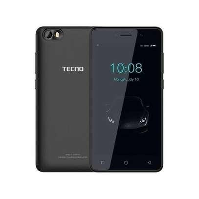 """Tecno F1 - 5"""" - 8GB+1GB RAM - 2000mAh - Dual SIM - Black image 1"""