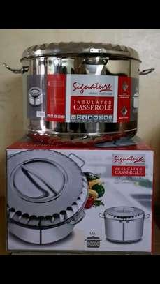 50litre Hot pot/50litre signature stainless steel hot pot/food warmer image 1