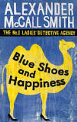 Blue Shoes and Happiness image 1