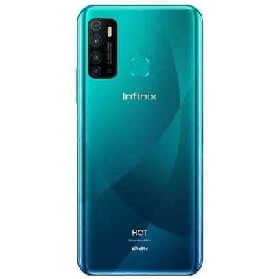 """Infinix Hot 9 , 6.6"""", 32GB + 2GB RAM (Dual SIM) 5000mAh - Ocean Wave image 3"""