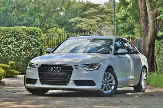 Audi A6 2013 image 10