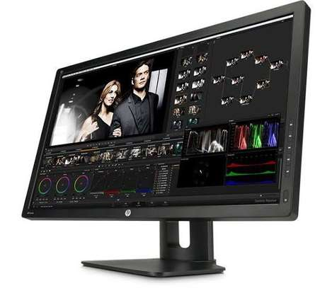 "HP DreamColor Z24x G2 24"" HDMI IPS HDMI Monitor image 1"
