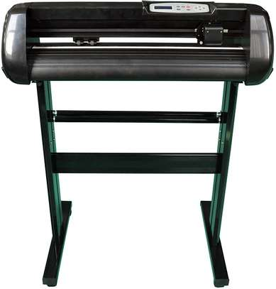 24 inch Cutting Plotter with Craftedge Softwar and  Heat Press Transfer Vinyl Different Colors image 2