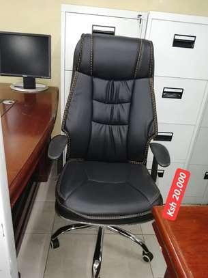 Executive office seats image 4