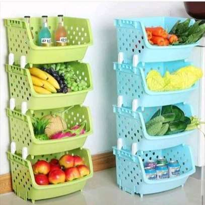 Vegetables rack/ kitchen rack/dish rack image 2