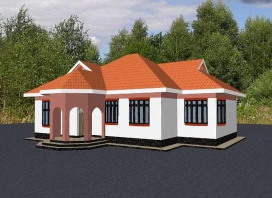 HOUSE PLANS AVAILABLE 2020- BUNGALOWS,MAISONETTES, VILLAS, FLATS image 5