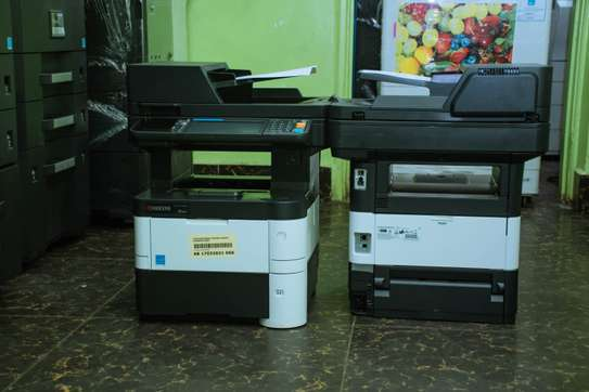 New Series New Arrival Kyocera Ecosys M3540idn Photocopier image 5