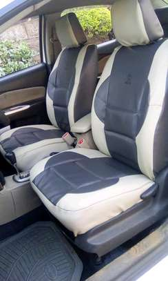 Wipable car seat covers