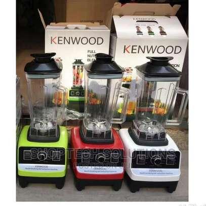 Kenwood Commercial Blender. image 1