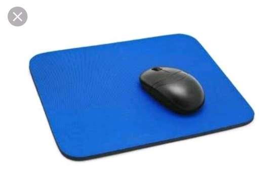 mouse pad blue image 1