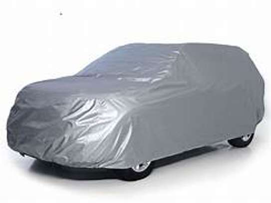 Heavy duty all weather car body covers