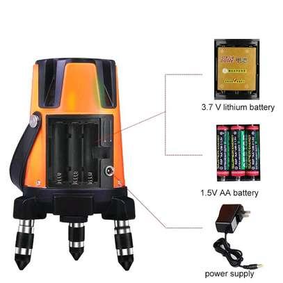 Laser level Digital  4 line image 3