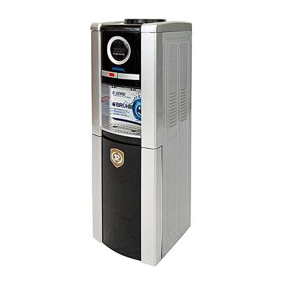 Bruhm Bruhm BWD HN 11 – Hot & Normal Water Dispenser With Cabinet image 1