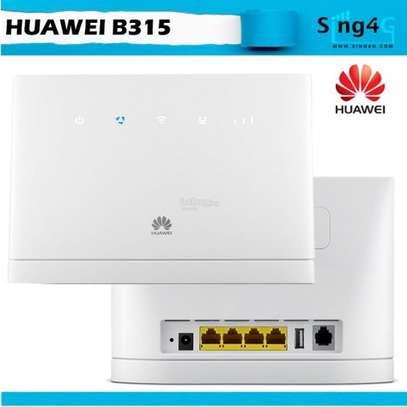 huawei b315 router image 1