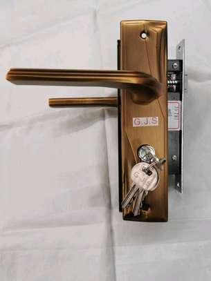 Steel Door locks