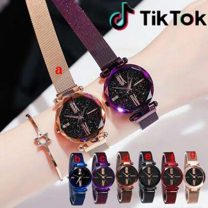 Ladies sleek watches