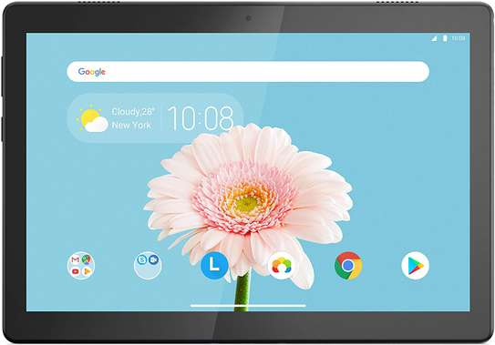 Lenovo Tab M10 HD Tablet (10.1-inch, 4GB, 64GB, Wi-Fi + 4G LTE, Volte Calling) image 2