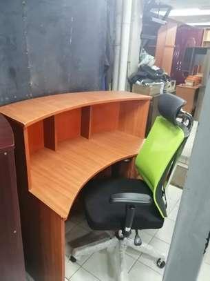 Reception office desk image 5