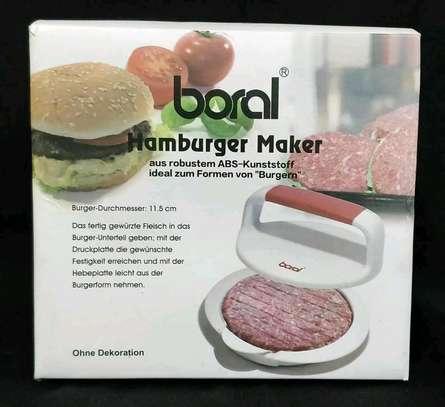 Boral Humburger Meat Press image 1