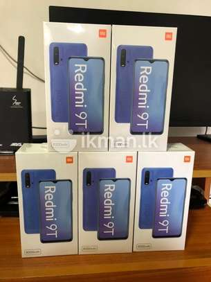 XIAOMI Redmi-9T-4GB 64GB-48MP Back image 1
