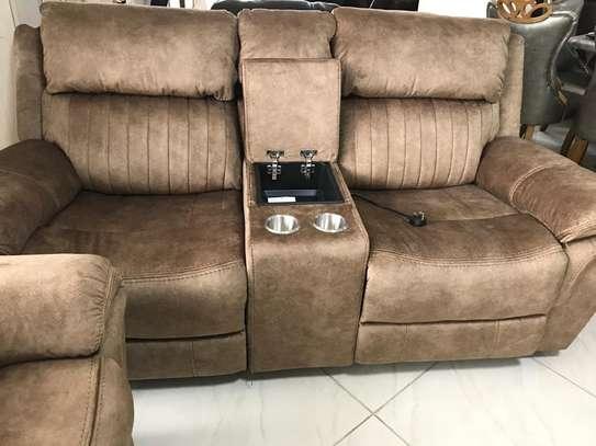 Affordable fabric recliner sofa sets image 10