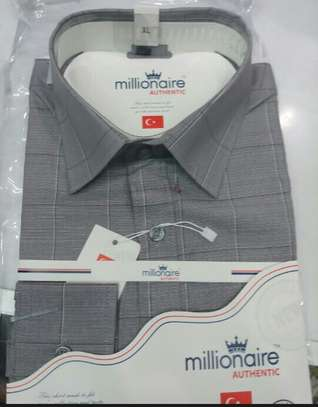 Checked Slim Fit Shirts image 2