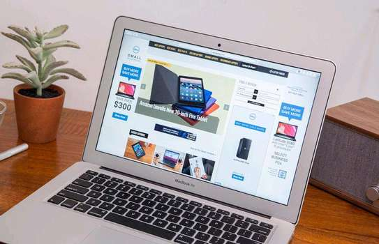 Apple MacBook Air 7 2 (13-inch, 2017) core i7 LAPTOP image 4