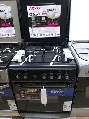 Armco cooker