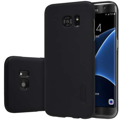 Nillkin Super Frosted Shield Matte cover case for Samsung Galaxy S7 Edge image 1