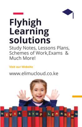 One Stop-shop for Learning Materials (www.elimucloud.co.ke) image 2