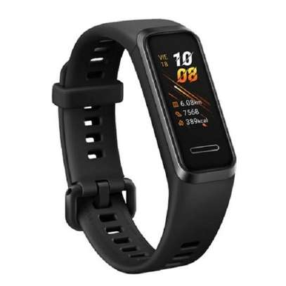 HUAWEI Band 4, heart rate monitoring, smart wearable image 1