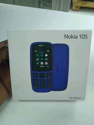 Nokia 105 new Dual sim- Genuine 1 year warranty image 1