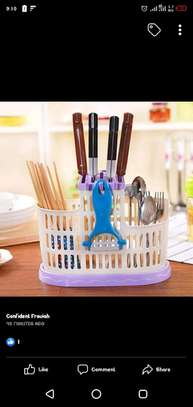 Spoons and knife organizer image 1