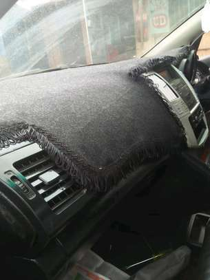 CAR DASHBOARD COVER image 1