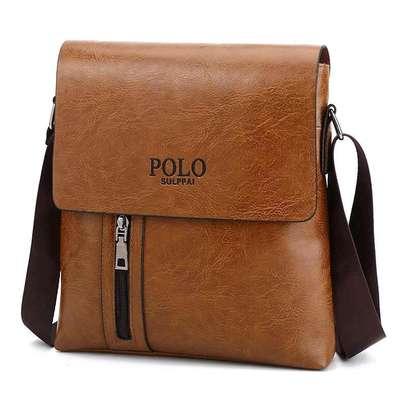 side bag/polo/jeep leather bag
