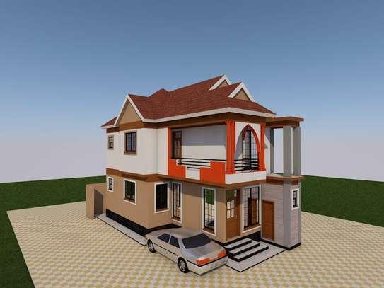 HOUSE PLANS AVAILABLE 2020- BUNGALOWS,MAISONETTES, VILLAS, FLATS image 2