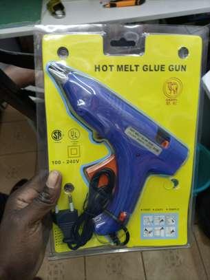 Hot melt glue gun image 1