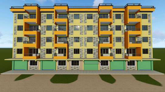 1 and 2 bedroom apartment Design image 1