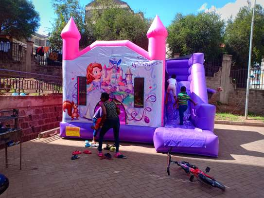 bouncing castles for hire image 8