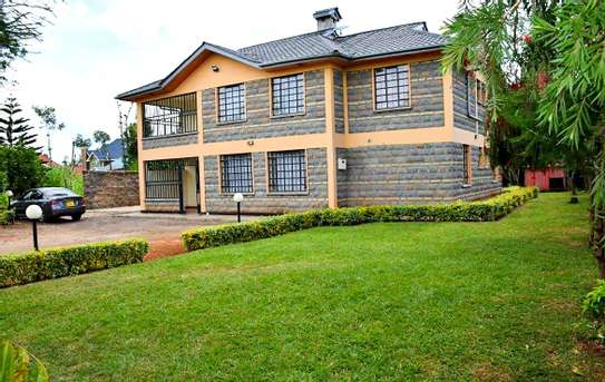 Ongata Rongai 6 Bedroom Maisonette image 1